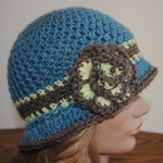Free Spring Cloche Pattern- Beverly's Cloche in Vanna's Choice