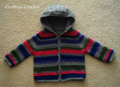 toddler striped sweater free pattern