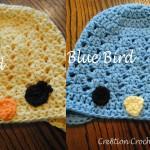 yellow bird blue bird