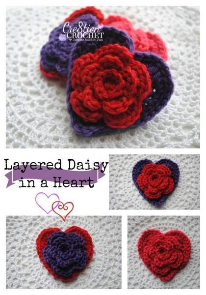 Free Valentines Day Crochet Patterns