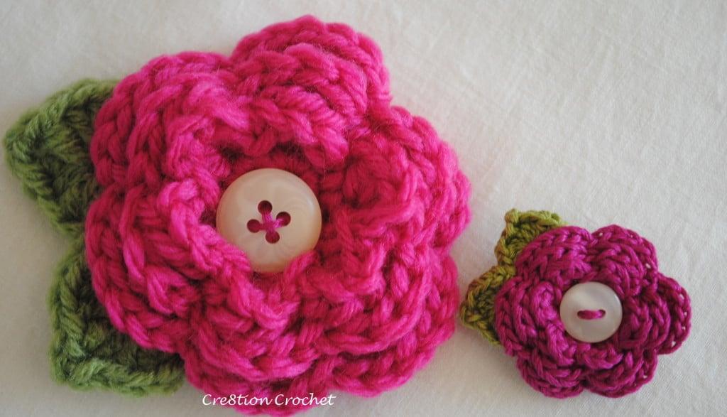 Daisy Delight- Cre8tion Crochet
