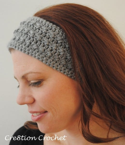 Free Crochet Pattern Headband Ear Warmer Button : Crochet Finds November 18, 2014 Crochet Boot Cuff Pattern