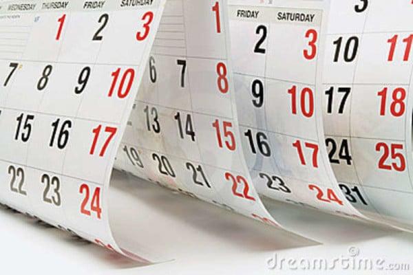 schedule stock