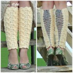 String with Style legwarmers
