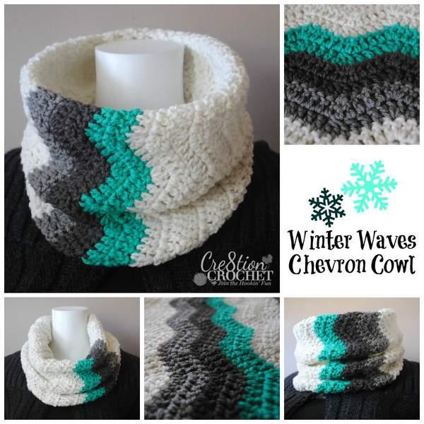 Free Crochet Chevron Pattern Cre8tion Crochet