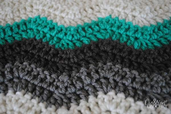 winter waves stitch detail #cre8tioncrochet