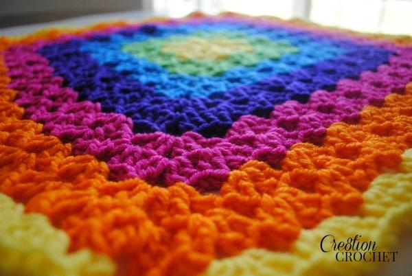Rainbow Lovey