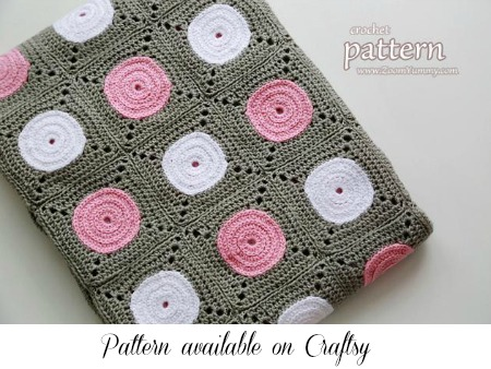 blanket pattern available on Craftsy