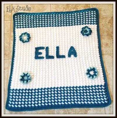 ellas blanket by Elk Studio
