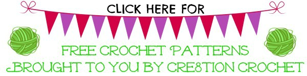 free patterns by cre8tion crochet CLICK HERE