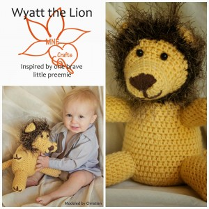 wyatt the lion