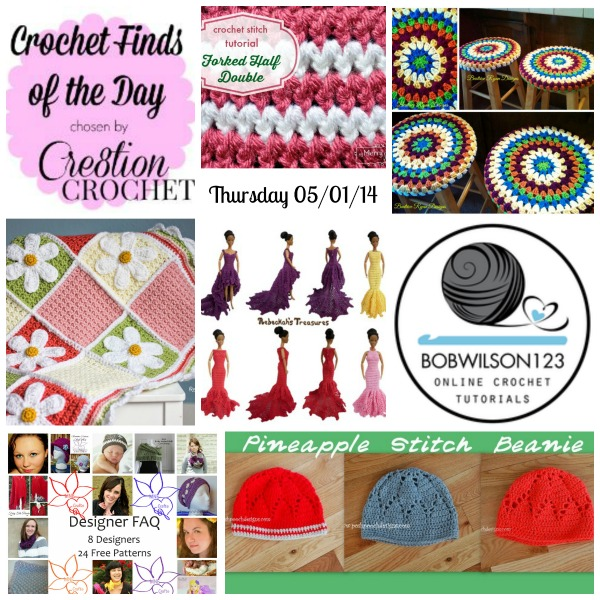 Cre8tion Crochet's Finds of the Day May 01 2014