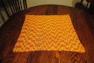 4 sunburst vacation scarf square done
