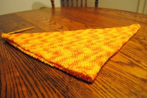 6 sunburst vacation scarf how to check squareness