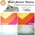 FREE Lightscoop Giveaway brought to you by Cre8tion Crochet- Get professional looking photos for your crochet business or blog