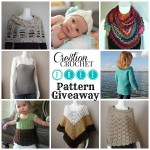 FREE pattern giveaway #cre8tioncrochet