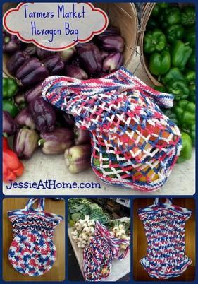 jessie at home market bag