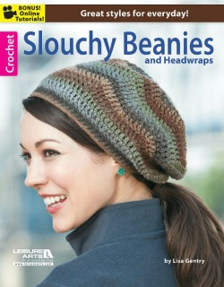 Slouchy Beanies Book on Craftsy