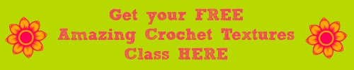 FREE Amazing Crochet Textures Class click here