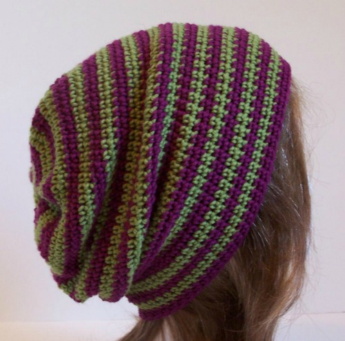 Bergy Slouch Hat Crochet Finds of the Day on Cre8tion Crochet