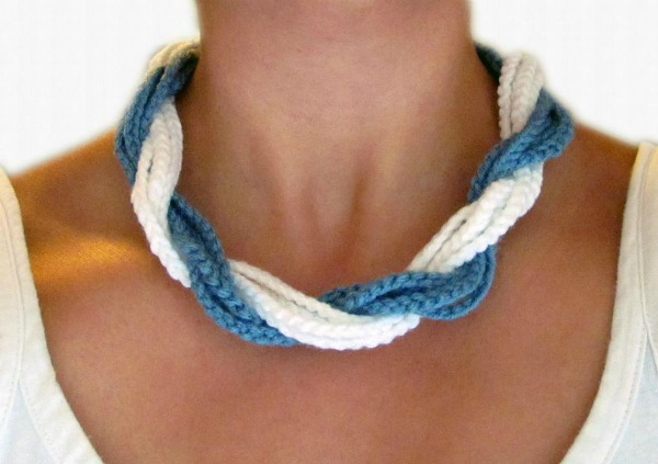 Chunky Twist Necklace