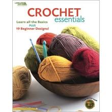 Crochet Essentials Book at Leisure Arts