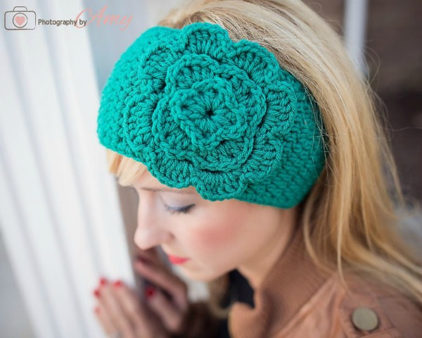 Easiest Headwrap Ever FREE Pattern on Craftsy
