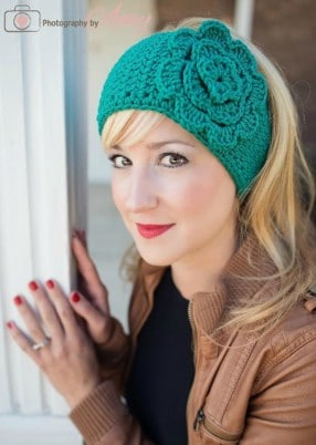 FREE Craftsy Pattern Easiest Headwrap Ever