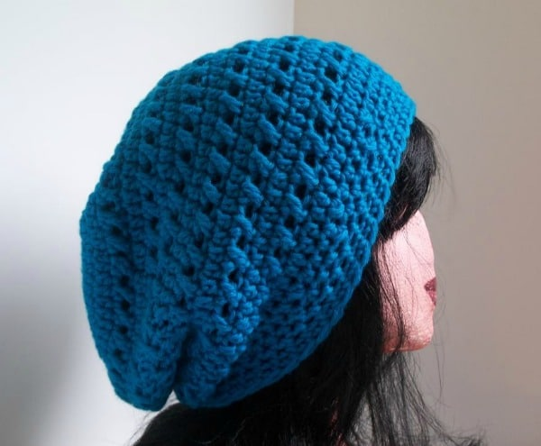 Kisses Slouchy Hat