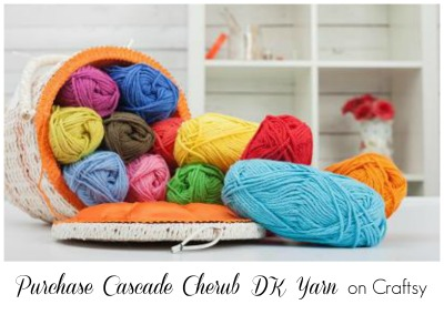 Purchase Cascade Cherub DK Yarn on Craftsy