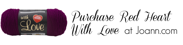 Purchase Red Heart With Love at Joann