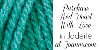 Purchase Red Heart With Love in Jadeite on Joanns.com