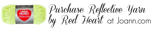 Purchase Reflective Yarn by Red Heart at Joann