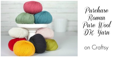 Purchase Rowan Pure Wool DK Yarn on Craftsy