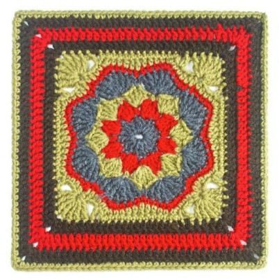 Harriet Square crochet find on #cre8tioncrochet