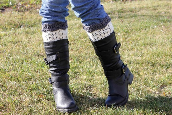 Lacey Boot Cuffs